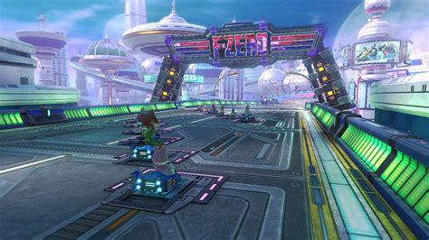 Nintendo Wii U Mario Kart 8 593 by Disney Infinity 2 0 Mario Kart 8 Mute City Re Creation
