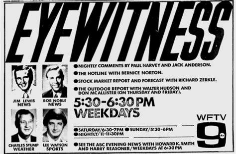 abc7la eyewitness news history 1971 11 wftv one hour eyewitness news rogersimmons com