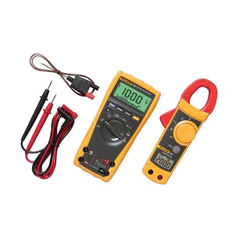 Multimeter Fluke 179 fluke 179 imsk industrial multimeter kit 179 dmm tl75 test