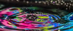 colored water beautiful colored water drops photograph by phillip rubino