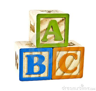 wooden letter blocks abc in wooden block letters royalty free stock images 1724