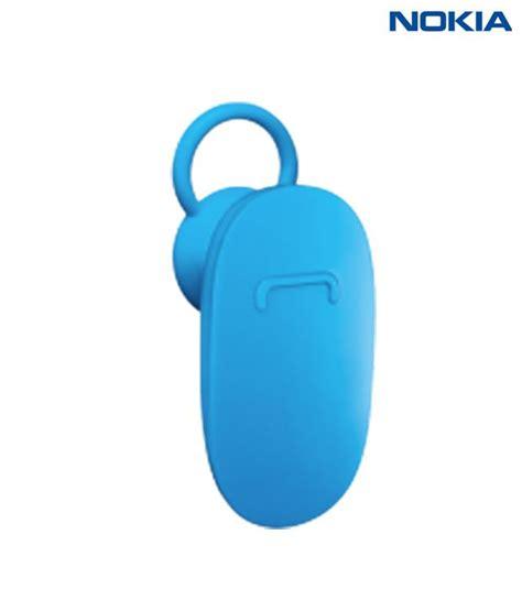 Headset Bluetooth Nokia Bh 112 nokia nokia bluetooth mono headset bh 112 cyan buy nokia