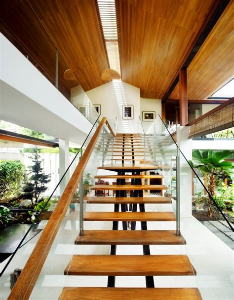 guz architects dream home enhanced by vegetation rattan house by guz
