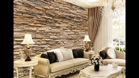 fascinating  wallpaper ideas  adorn  living