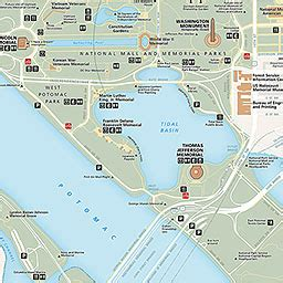 washington dc map lincoln memorial map of washington dc monuments clubmotorseattle