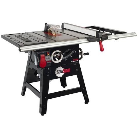 saw stop table saw sawstop 1 3 4 hp contractor table saw joshlovesit