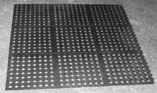 Stall Mats For Floor Perforated Wash Stall Mats