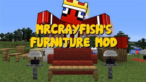 Kitchen Minecraft Mod 1 7 10 Mrcrayfish S Furniture Mod 1 7 10 1 7 2 1 6 4 Mods For