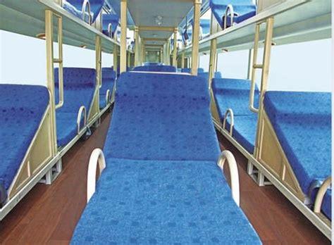 Sleeper Coach Rental by Image Gallery Luxury Sleeper Interior