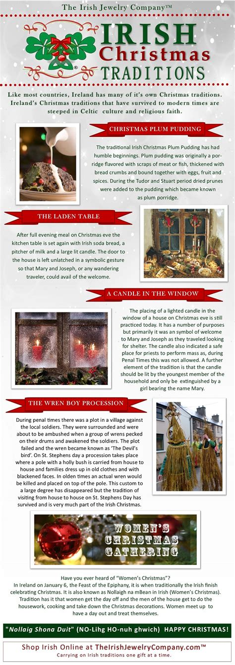 ireland facts about christmas when to take decorations ireland billingsblessingbags org