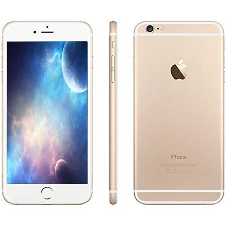Iphone 6 16 Gb Gold Refurbished by Iphone 6 16gb Gold Unlocked Refurbished Walmart