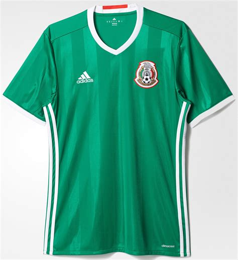kit homes new mexico mexico 2016 copa america home kit released footy headlines