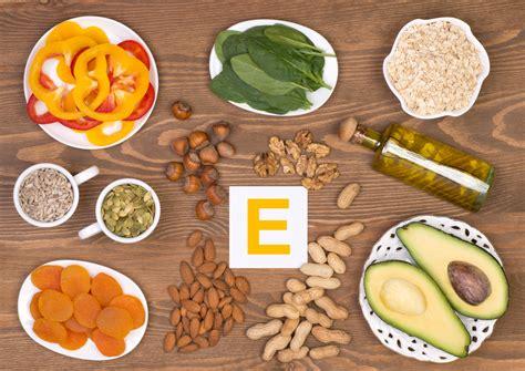 vitamina a in quali alimenti si trova vitamina e a cosa serve e in quali alimenti si trova