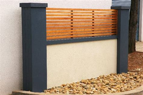 garden walls and fences fences on fence fencing and wood fences