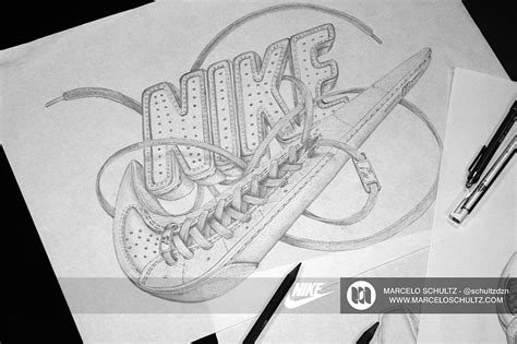 design a logo in sketch nike futura logo on behance