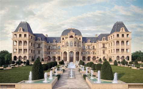 landry design group proposed landry designed mega french chateau confirmed to