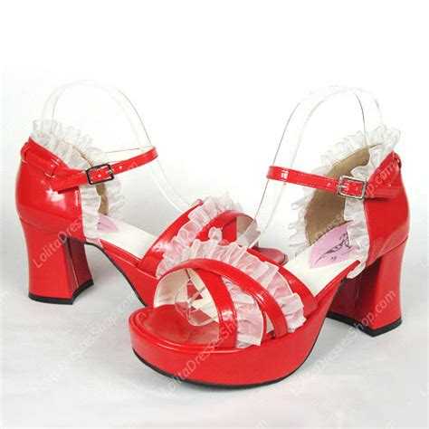 Best Seller Kvoll Sneaker Size 35 36 37 38 39 cheap toe with white lace pu sweet shoes sale at dresses shop
