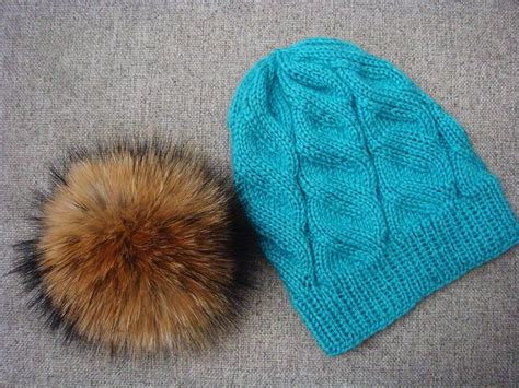knitting pattern software reviews azure cable knit hat allfreeknitting
