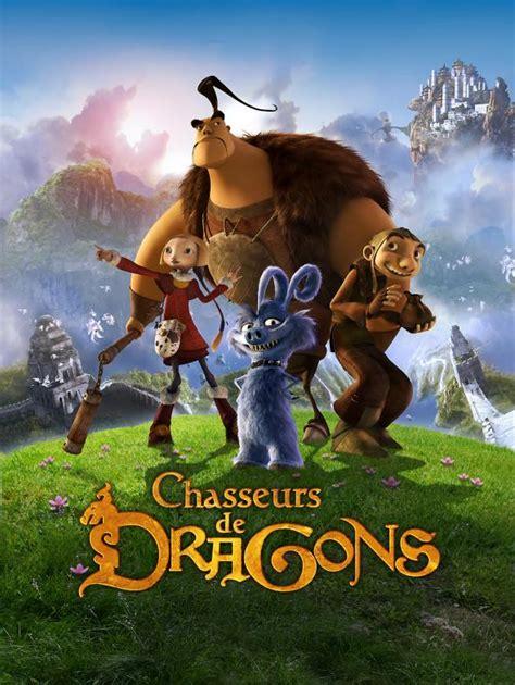film fantasy animazione cacciatori di draghi il film d animazione 3d animeclick