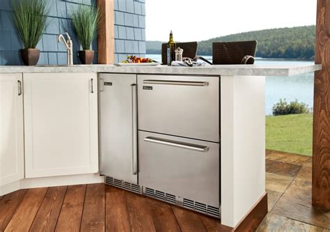 Undercounter Freezer Drawers by Perlick Launches 24 Dual Zone Refrigerator Freezer