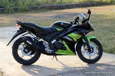 Yamaha YZF R15s photo gallery   Shifting Gears