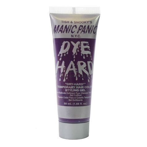 Hair Style Gel With Color by 1 66oz Manic Panic Dye Temporary Hair Color Styling
