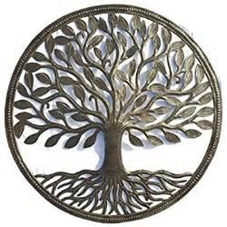 Celtic Wall Decor Amazon Com Tree Of Life Sign Metal Wall Art Home Amp Kitchen