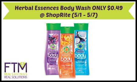 shoprite free herbal essences wash shoprite herbal essences wash for only 0 49 5 1