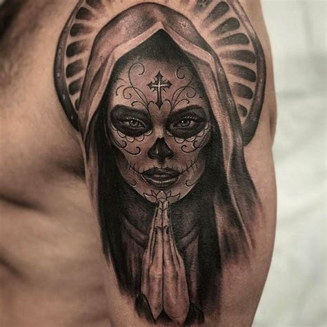 dia de los muertos tattoo tattoo collections