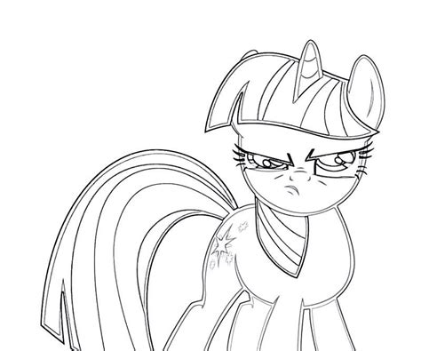 My Little Pony Twilight Sparkle Coloring Pages Coloring Home My Pony Coloring Pages Princess Twilight Sparkle Alicorn Printable