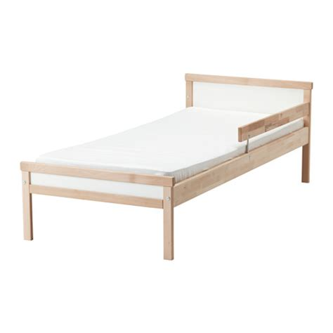 Sniglar Bed Frame With Slatted Bed Base Ikea Bed Frame With Slatted Bed Base