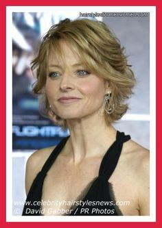 straight wiry hair hair cuts hair cuts on pinterest annie potts thick hair and over 50