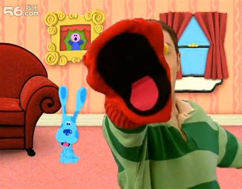 Pepper Pig Chair Puppets Blue S Clues Wiki Fandom Powered By Wikia