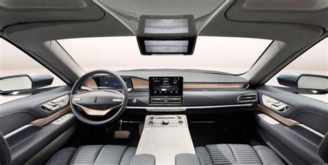 lincoln navigator interior 2016 lincoln navigator concept interior car body design