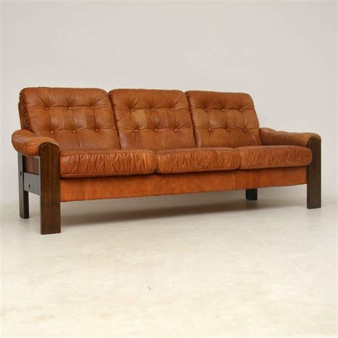 1960 s vintage leather sofa retrospective