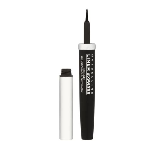 Eyeliner Maybelline New York maybelline new york liner express eye liner black