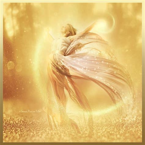 goddess of light by generazart on deviantart