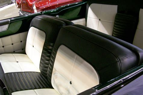 Car Upholstery by Classic Car Photo Gallery 1941 Ford Custom Convertible Interior View Stylish Car And Interior