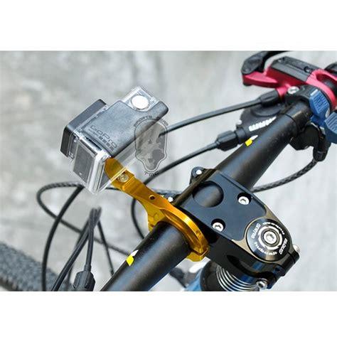 Tmc Bike Headset Mount For Gopro Xiaomi Yi tmc gobike pro bike handlebar mount for gopro xiaomi yi xiaomi yi 2 4k hr85 black