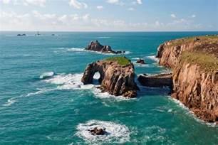Les côtes de Cornouailles Angleterre Royaume Uni