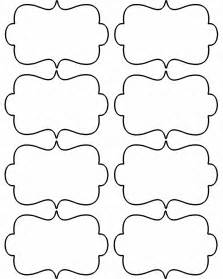 blank tag template doodlecraft freebie week gift tags and labels