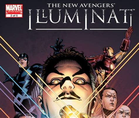 new illuminati new illuminati 2006 2 comics marvel