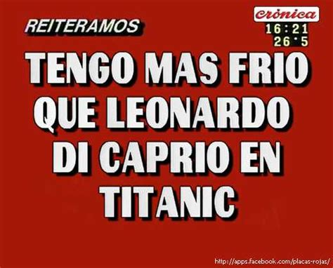 imagenes comicas de tengo frio tengo mas frio que leonardo di caprio en titanic placas