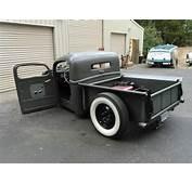 1947 1946 1942 1941 1940 Ford Truck Pickup Hot Rod Rat