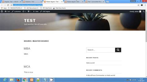 custom category template custom template for taxonomy or category in