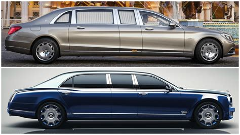 bentley mulsanne limo interior 2017 bentley mulsanne grand limousine by mulliner 2016 vs