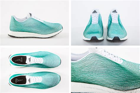 Adidas Shoes Material by Adidas X Parley From Sea To Shoe Nomad Moda