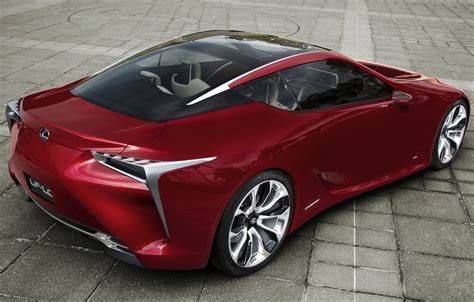 lexus reality lexus lf lc concept to become production reality by 2015