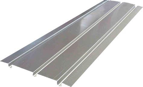 Plat Aluminium 3 X 200 X 500 Alumunium prowarm aluminium spreader plates underfloor heating