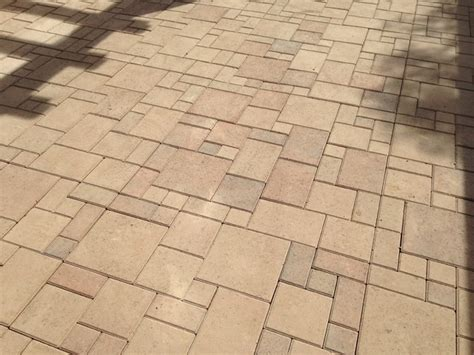 Patio Interlocking Pavers Interlocking Pavers Modern Patio Orange County By Tru Landscape Services